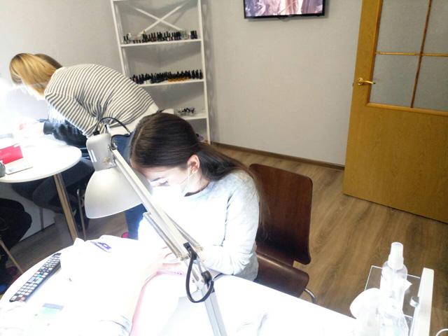 Курсы аппаратного маникюра Киев